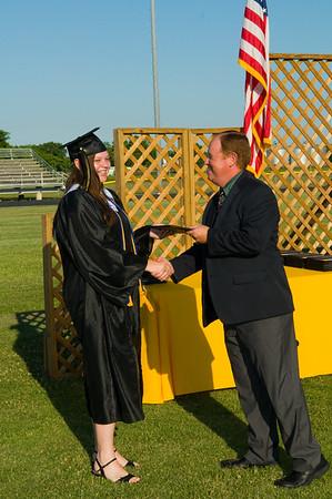 DHS Graduation-June 1, 2012