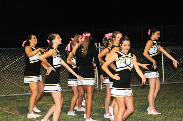 FB-Boling-Cheerleaders, Band, Others 10/7/2011