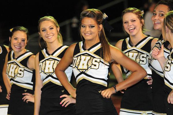 FB-Brazos-Cheerleaders, Band, Others 9/23/2011