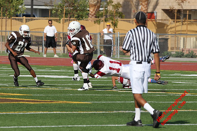 DL JV vs Ontario High 10.14.2010