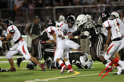 DL Varsity vs Ayala 9 3 2010