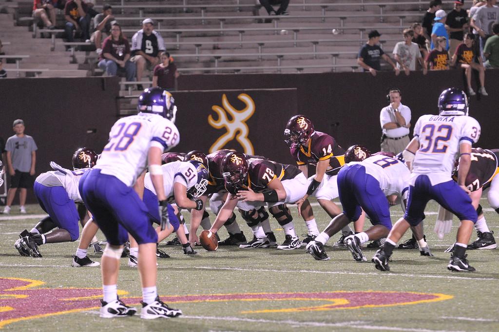 Deer Park vs  Aldine 2009 001