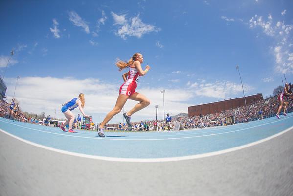 High School Sprints - Girls