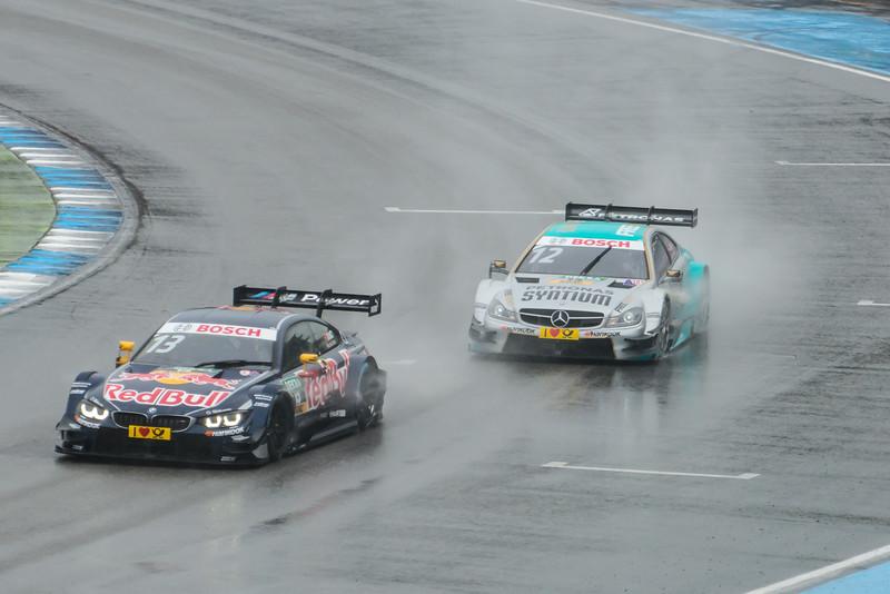 Racing in the Wet