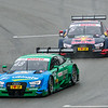 AUDI A5 Infight, leaded by E.Montara