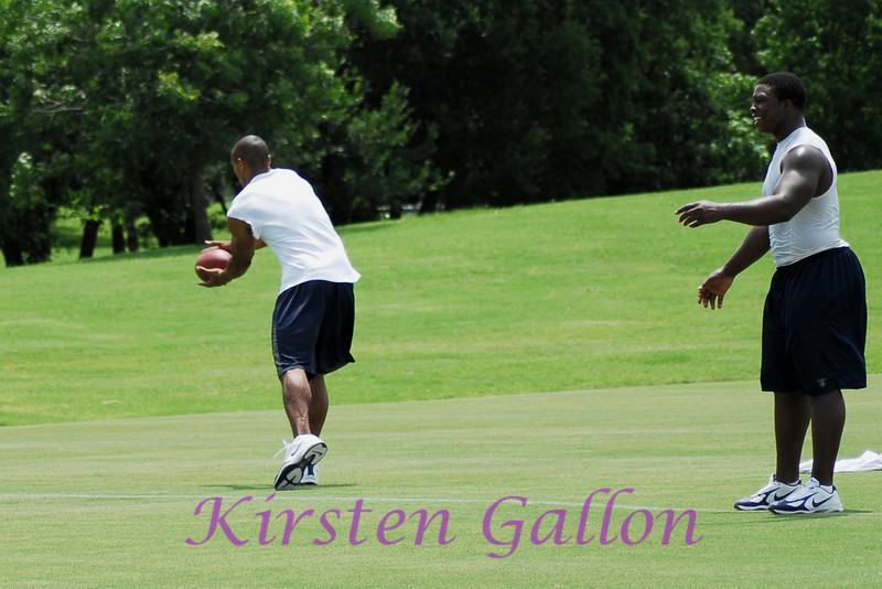 Courtney Brown and Deon Anderson.