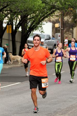 2015 March 22 Dallas Half Marathon