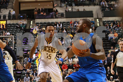 Dallas Mavs vs Ind Pacers