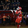 Matt Hamilton/Daily Citizen-News<br /> D5 catches a wide open td pass.