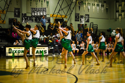 2015 Capital Christian BB Halftime Show