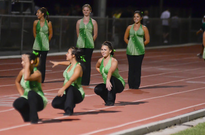 Dance Team: Patterson Game