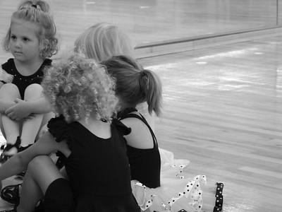Dona & Liza 2011 06 at First Dance Class 56 bw