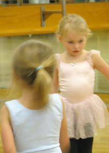 Dona & Liza 2011 06 at First Dance Class 47 underpaint