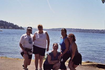 Joan, Jean, ANdrea, Sara and WIlma