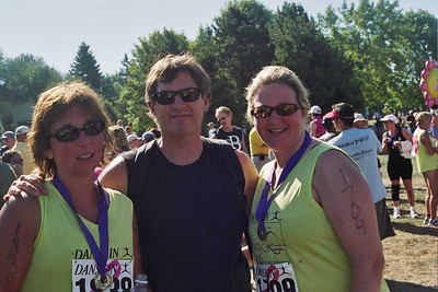 Terri, Tim and Susie