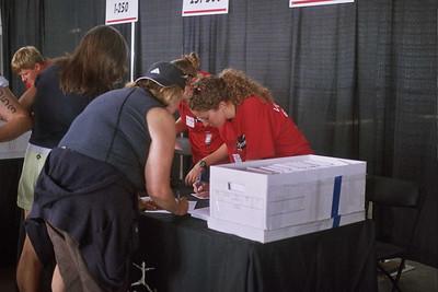 Jean registering