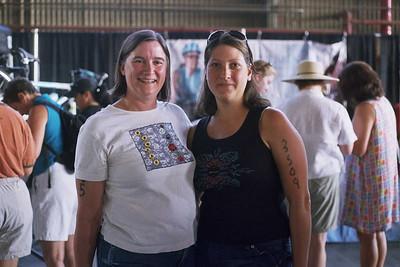 Joan and Sara