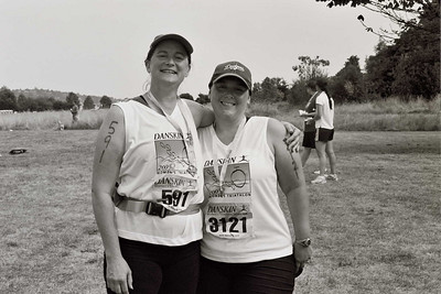 Proud Auntie JoanE and Mel