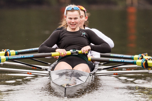 Dartmouth Brown Princeton Rowing