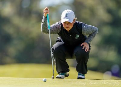 Dartmouth Invitational Women's Golf