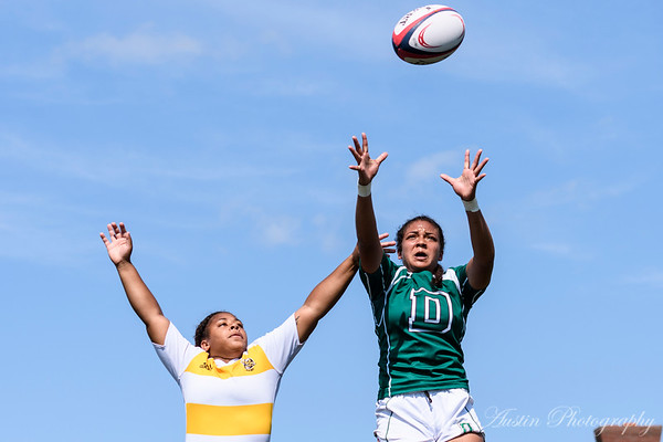 Dartmouth vs American International College Women's Rugby