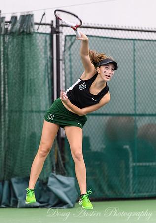Dartmouth vs Boston University Women's Tennis