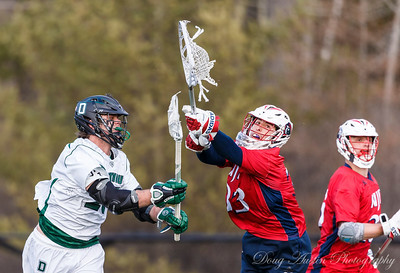 Dartmouth vs NJIT Men's Lax