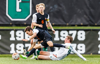 Dartmouth vs Princeton MSOC