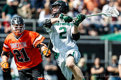 Dartmouth vs Princeton Men's Lax