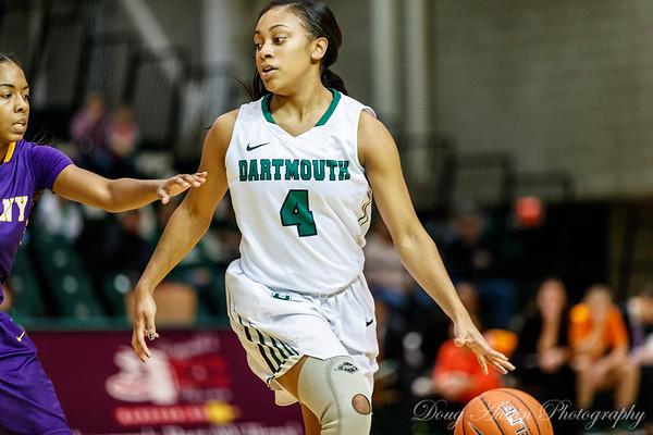Dartmouth vs UAlbany Women's Basketball