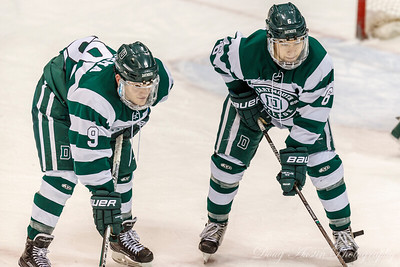 Dartmouth vs UMass Lowell Men's Hockey