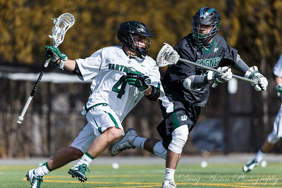 Dartmouth vs Wagner Men's Lacrosse