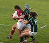 Dartmouth Womens Rugby at Stanford 03/24/09 : Photos by George Hamma (C) 2009.