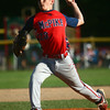 6-26-14<br /> Kasey Championship<br /> McPike's Justin Hurlock pitches during the championship youth baseball game.<br /> Kelly Lafferty | Kokomo Tribune