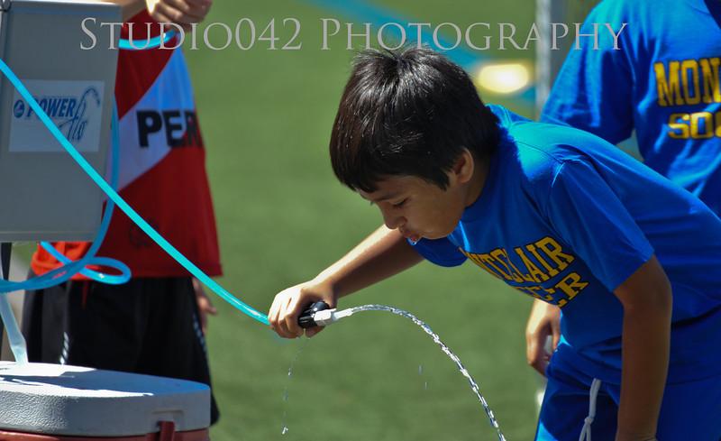 Masur Soccer camp MSU 2012