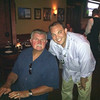 No -that's not me - <br /> At bachelor party for cousin Eric - at Ditkas Steakhouse - and da Coach was sitting at the next table.... so took photo of Eric & da Coach.