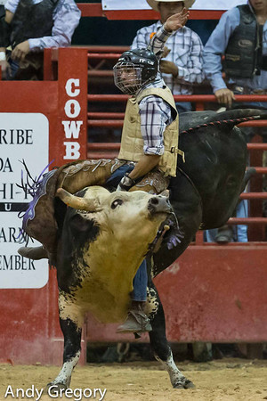 Davie Bull Riding Sept 2012