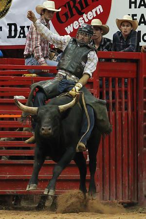 Davie Pro Rodeo June 2012 Round 2