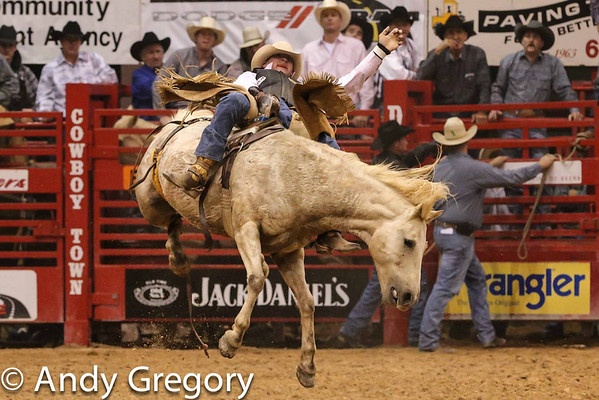 Davie Pro Rodeo Regional Day 3