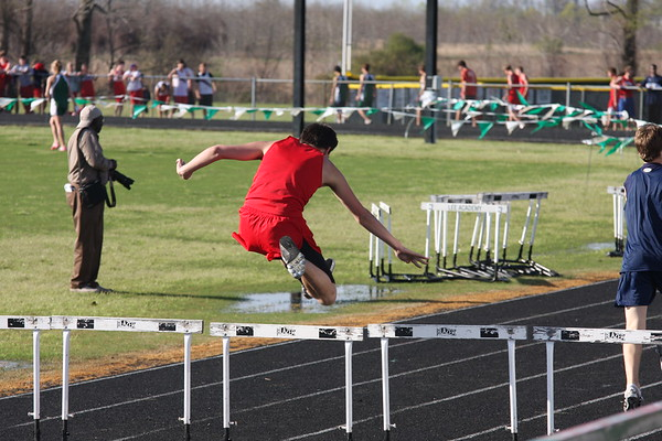 TBIRDS TRACK 2009