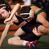 12-12-13<br /> Eastern vs. Western wrestling<br /> Western's  Payton Lechner (left) and Eastern's Isaac Henry<br /> KT photo | Kelly Lafferty