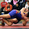 12-4-13<br /> Kokomo vs Eastern wrestling<br /> Eastern's Christian Biddle and Kokomo's Nick Fox<br /> KT photo | Kelly Lafferty