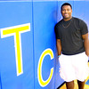 12-20-13   ---  Darius Stanley from Tri-Central HS is the KT All-Area football defensive player of the year.<br />   KT photo | Tim Bath