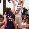 12-6-13<br /> Western vs. Northwestern HS basketball<br /> Western's Gabe Harp<br /> KT photo | Kelly Lafferty