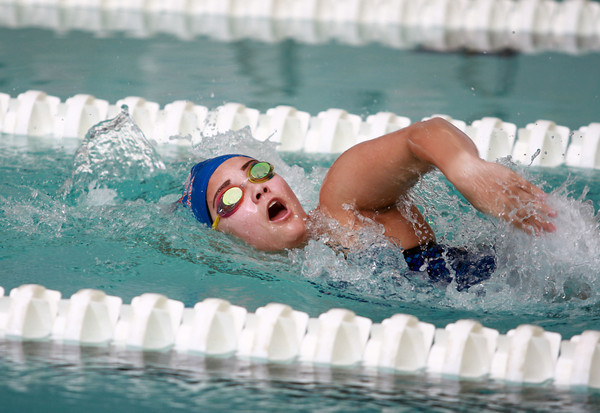 12-11-13<br /> Kokomo HS swimming<br /> Jasmine Brown in the 50 Yard Freestyle<br /> KT photo | Kelly Lafferty
