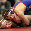 12-4-13<br /> Kokomo vs Eastern wrestling<br /> Eastern's Tanner Reed and Kokomo's AJ Nelson<br /> KT photo | Kelly Lafferty