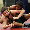 12-4-13<br /> Kokomo vs Eastern wrestling<br /> Kokomo's T.T. Allen and Eastern's Isaac Hanny<br /> KT photo | Kelly Lafferty