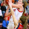 12-21-13   ---  Taylor HS vs Cass HS girls basketball<br />   KT photo   Tim Bath