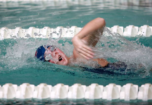 12-11-13<br /> Kokomo HS swimming<br /> Brooke Dill in the 200 Yard Medley Relay<br /> KT photo | Kelly Lafferty