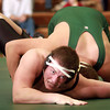 12-12-13<br /> Eastern vs. Western wrestling<br /> Western's David Ryan and Eastern's Evan Ellis<br /> KT photo | Kelly Lafferty